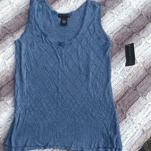 Madison Studio new sleeveless sweater